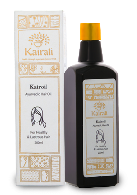 Ayurvedic Hair Oil for Dandruff and Hair Loss